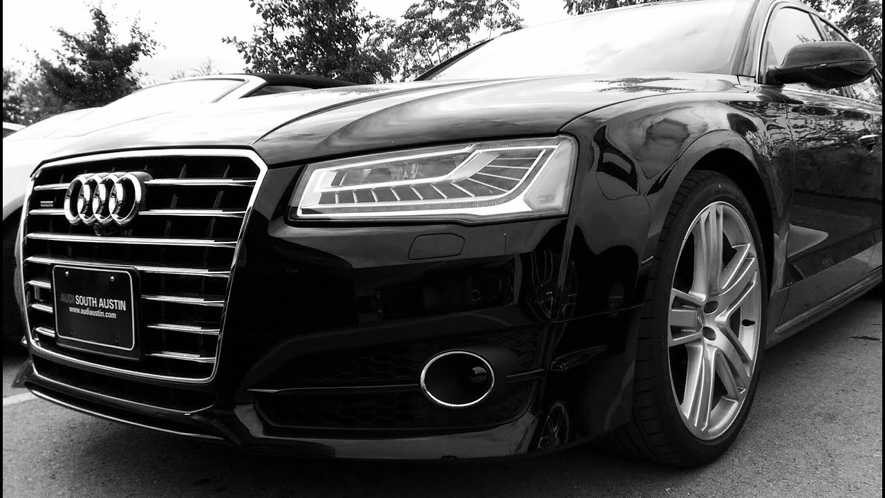 Audi AL Sport USA Quick Drive Review YouTube - Audi a8 sport