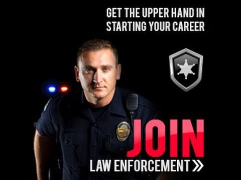 law enforcement career Law enforcement exploring is a hands-on program open to young men and women who have completed the 6th grade through 20 years old, interested in a career in law enforcement or a related field in the criminal justice system.