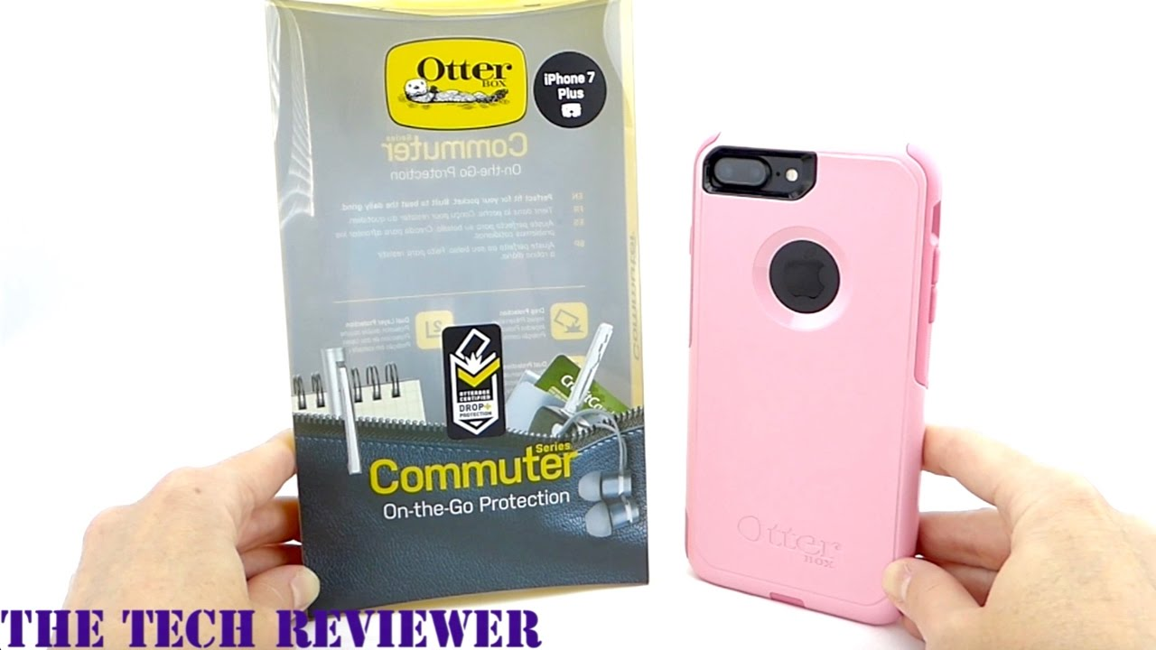 huge discount 077ce 09942 OtterBox Commuter: Slim, Attractive Protection for your iPhone 7 Plus!