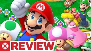 Mario Party Star Rush Review (Video Game Video Review)
