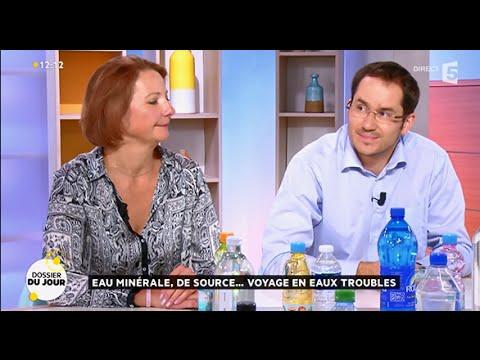 Eau minérale, de source...voyage en eaux troubles - La Quotidienne France 5 7 octobre 2014