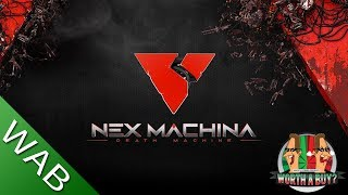Nex Machina Review - Worthabuy?