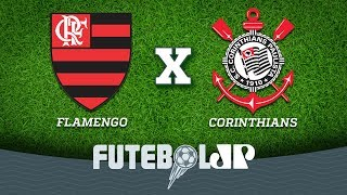 Flamengo 0 x 0 Corinthians - 12/09/18 - Copa do Brasil