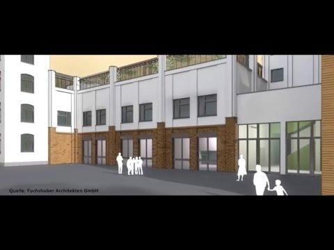Grundsteinlegung für Campuserweiterung Graphisches Viertel Leipzig