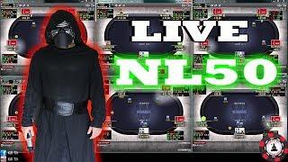 POKER: Live NL50