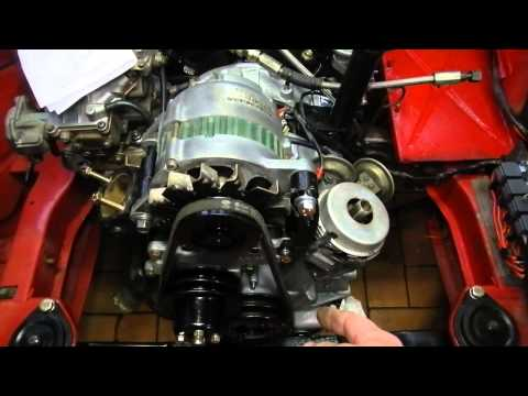 NSU Engine In