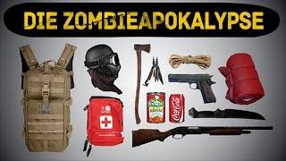 10 essentielle Dinge, um die Zombieapokalypse zu überleben