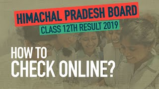 HPBOSE 12th Result 2019: Where and How to check HP Board 12th Result 2019?