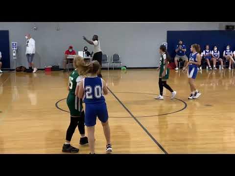 Girls Varsity Basketball - Holy Family vs. Annunciation Catholic Academy 3-11-2021