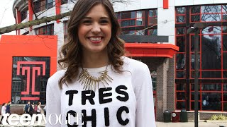 Trendy City Style on a College Budget | CollegeFashionista + Teen Vogue