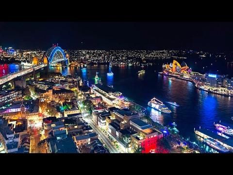 Vivid Sydney 2016 - 3mins Highlights Reel