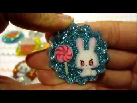 Another HUGE Kawaii Resin Charm Update #5!