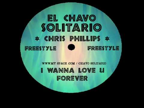Chris Phillips  I Wanna Love You Forever Drop The Bomb Mix