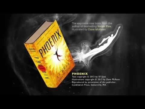 Phoenix by SF Said & Dave McKean Book Trailer