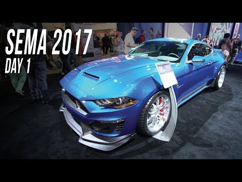 SEMA 2017 HIGHLIGHTS | Day 1