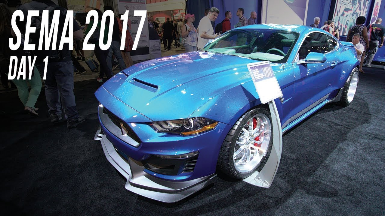 Sema 2017 Highlights Day 1 Youtube