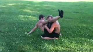 Street wrestling