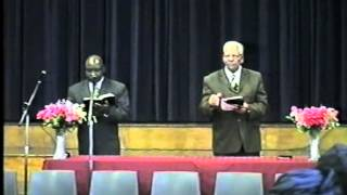 The Apostolic Faith Mission of Africa - 2006 Easter Meeting ( Friday Afternoon & Evening Service )