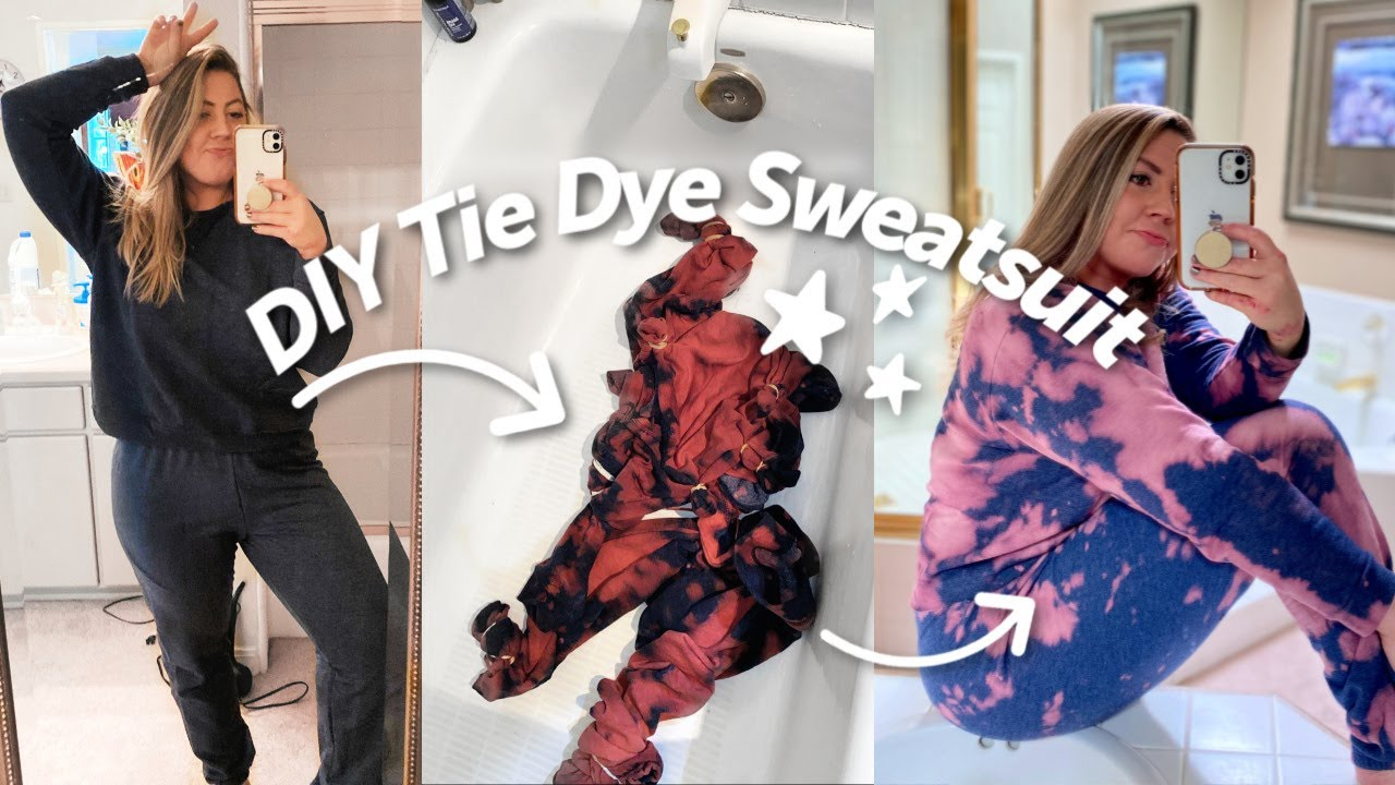 Diy Tie Dying Is Becoming The Biggest Quarantine Trend Insider