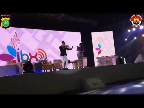 IBX ( INDONESIA BROADCASTING EXPO ) 2016