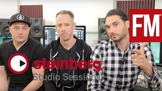 Steinberg Studio Sessions: The Qemists – Part 1