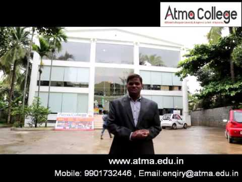 MBA@Atma, Bangalore, Awarded No.1 Emerging B School of Asia in Singapore - Business Plan COmpetition
