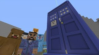 Minecraft XBOX - Hide and Seek - Doctor Who