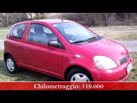 Toyota yaris 16v cat 3 porte sol anno 2000 for Interieur toyota yaris 2000
