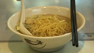 Street joints and empires in noodle-crazed Hong Kong