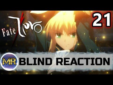 Fate/Zero Episode 21 Blind Reaction - THAT BIKE!