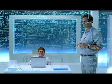 Funny Intel Advert: Our jokes aren