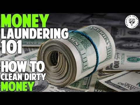 Money Laundering Explained: How Does Organized Crime Clean Dirty Money