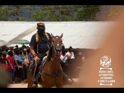 People Without Faces (documentary about Zapatistas, Russia-M