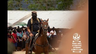 People Without Faces (documentary about Zapatistas, Russia-Mexico, 2016)
