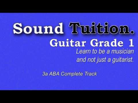Grade 1: 3a ABA Complete Track