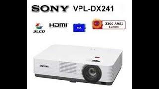 Sony Dx241