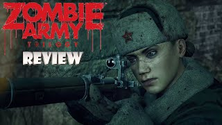 Zombie Army Trilogy (Switch) Review (Video Game Video Review)