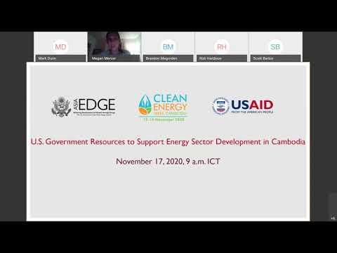 Asia EDGE at Clean Energy Week Cambodia