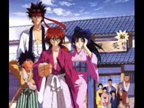 The Best SoundTrack Rurouni kenshin