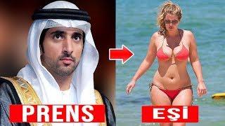 Ortadoğu Arap Prenslerin Birbirinden Güzel 10 Eşi