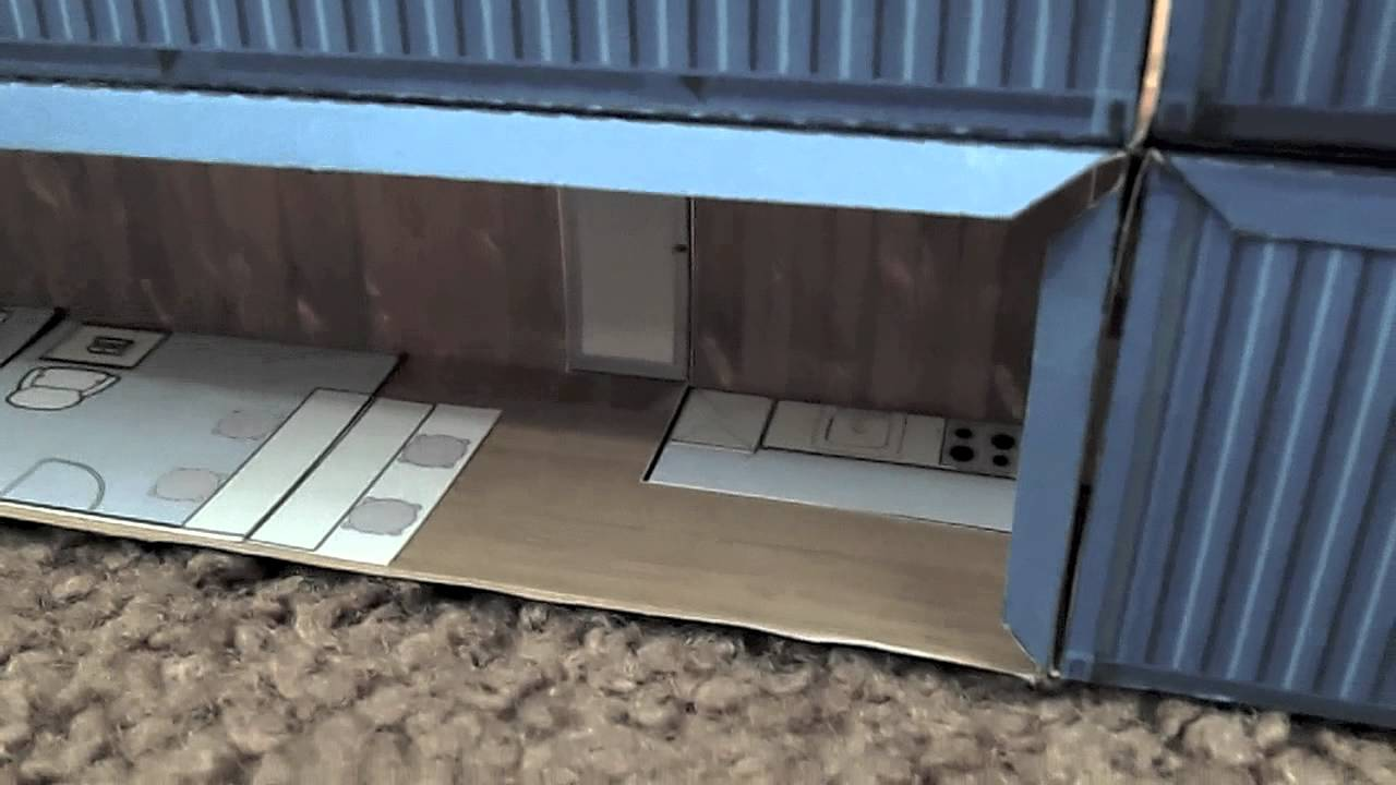 Lovely Shipping Container Homes Model