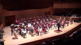軽井沢中部小学校吹奏楽部 ありがとうコンサート2014 「コンチェルト・...