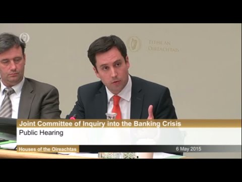 Banking Inquiry - Cormac McCarthy, Ulster Bank