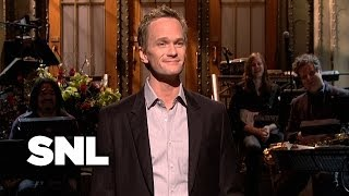 How I Met Your Mother Monologue - Saturday Night Live