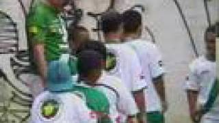 Brazilian Dwarf Football Soccer team
