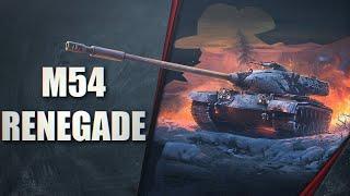 M54 Renegade - ПРОБУЕМ ТАНК - ПРОСИЛИ ВОТЬ