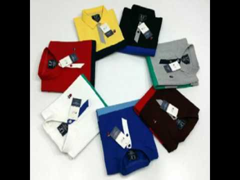 Branded shirts in wholesale