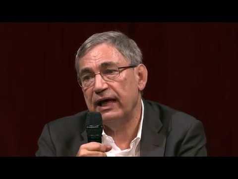 Entretien : Orhan Pamuk, , Prix Nobel de littérature