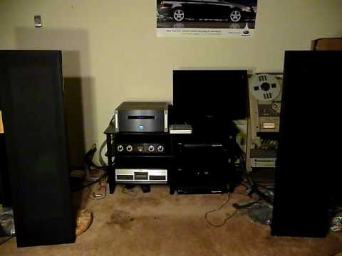 My 2 channel music system, better sound