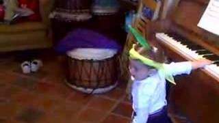 Early development for babies through music